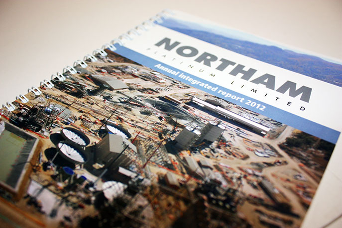 Northam integrated reports 2012